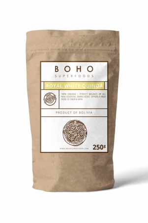 Royal White Quinoa - 250g